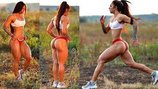 FEMALE BEAST Bum Bakhar Nabieva Workout Motivation - 锻炼动机