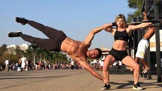 HOT FITNESS COUPLE - killer Workout !! - 锻炼动机