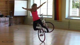 Bicycle Acrobatics unbelievable skills